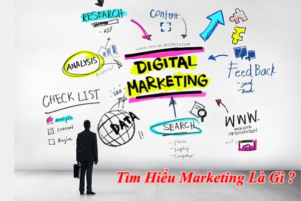 Marketing Là Gì ? Marketing Online Là Gì ? Những Khái Niệm Nên Biết