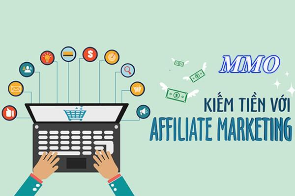 Kiếm tiền với Affiliate Marketing