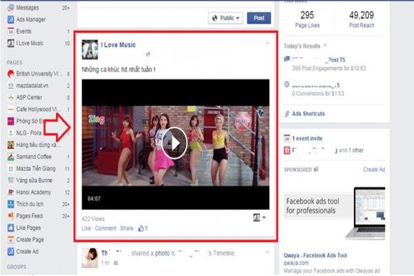 Kết hợp video vào chiến lược tiếp thị