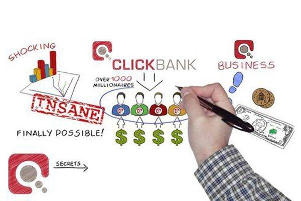 Các hình thức clickbank