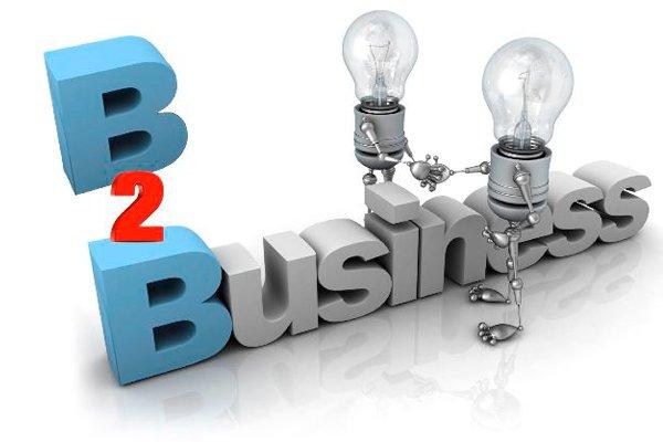 mô hình b2b