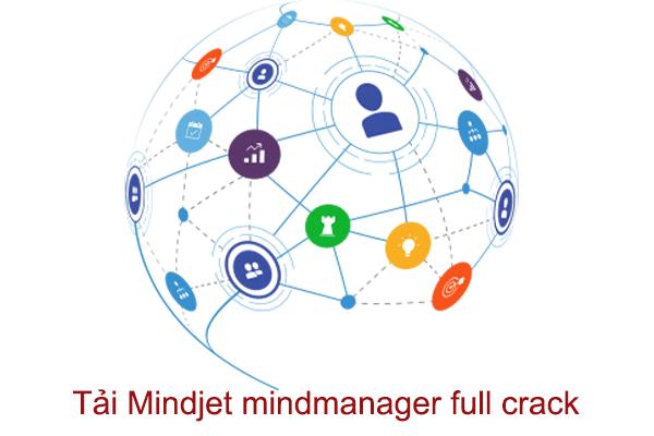 Tải Mindjet mindmanager full crack | Không cần Getlink