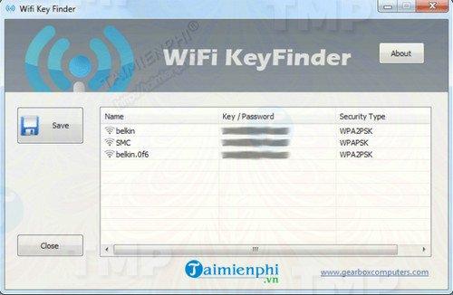 cách hack mật khẩu wifi trên máy tính