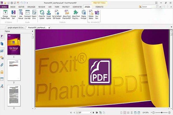 Phần mềm Foxit Phantom 8 Full Crack