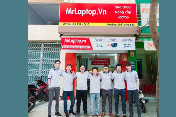 Cửa hàng Mrlaptop