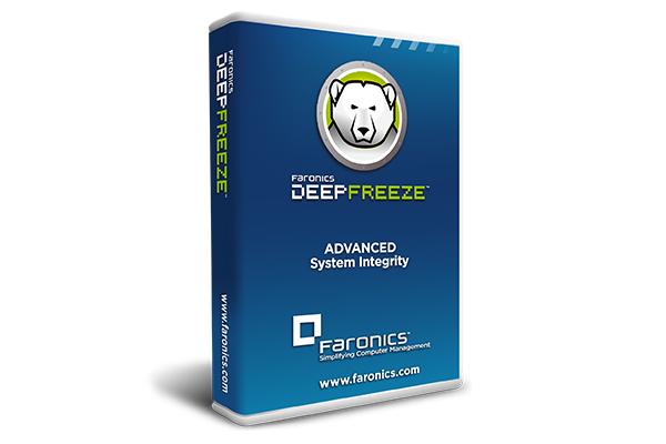 Tải phần mềm đóng băng deep freeze chống virus hiệu quả miễn phí
