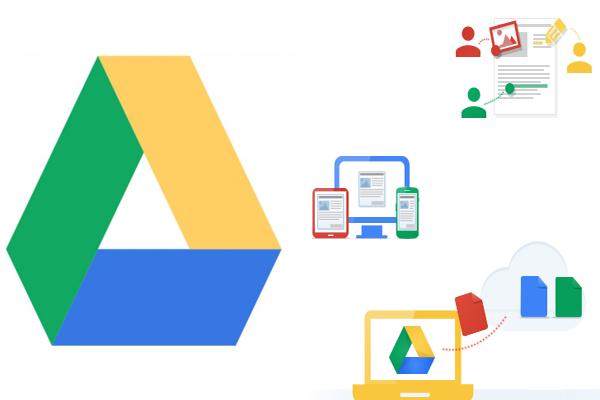 Tính năng của google driver là gì