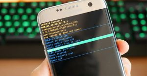 Nguyên nhân và cách khắc phục lỗi Recovery trên máy Samsung Galaxy