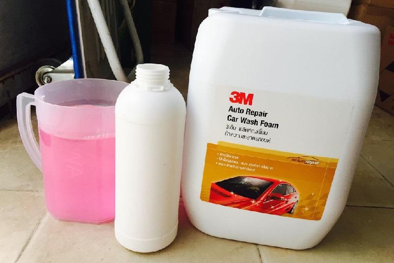 Dung dịch rửa xe thương hiệu 3M