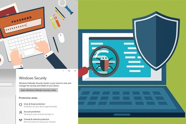 Bảo mật máy tính tại nơi làm việc an toàn bằng 12 cách