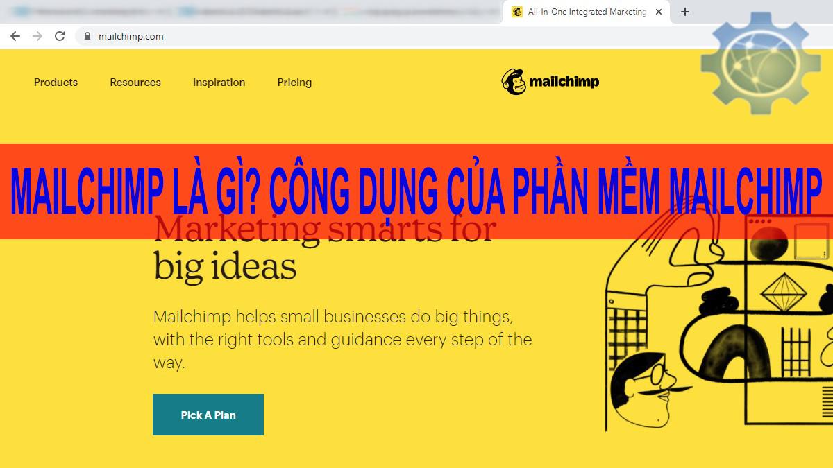 Mailchimp là gì? Công dụng của phần mềm email marketing mailchimp